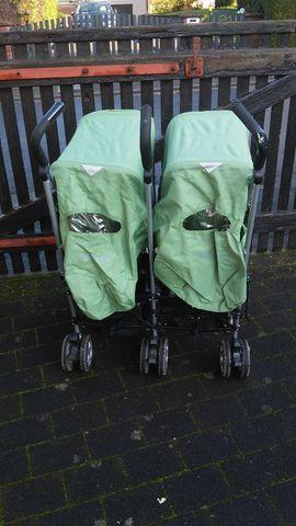 Zwillingsbuggy Zwillingswagen: Kleinanzeigen aus Fischbachtal - Rubrik Buggys, Sportwagen