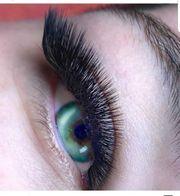 Wimpern Verlängerung Permanent Make up