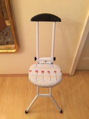 Bügelstuhl Framar Steh- Sitzhilfe Klappstuhl