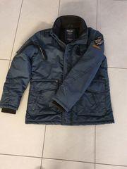 Khujo Jacke Farbe blau Größe