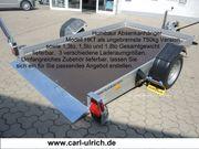 Gebrauchter Humbaur HKT152515s Absenkanhänger Einachser
