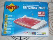 AVM FRITZ Box 7490AVM FRITZ
