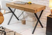 NEU Schreibtisch Studio 110cm Eiche-Optik