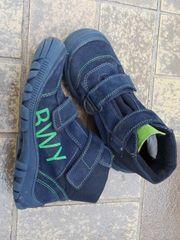 Herbst Winter Sneakers mit Klettverschluss