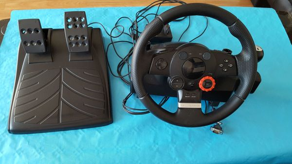Lenkrad Logitech Driving Force GT
