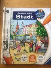 tiptoi Buch Entdecke die Stadt
