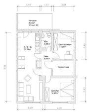 3 Zimmer Küche Bad Balkon