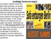 Sofa entsorgen Berlin schnellservicw Festpreis