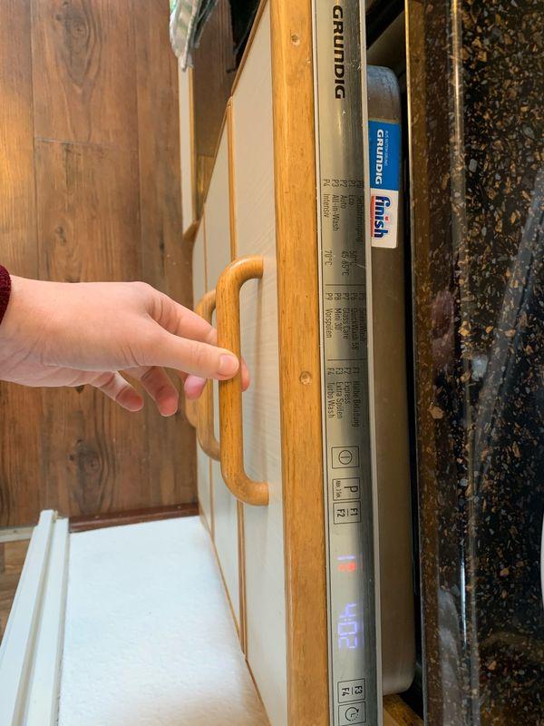 Geschirrspüler 45 cm Einbau
