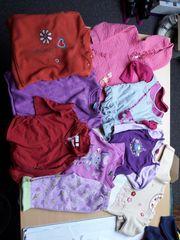 10 Teile Mädchen-Markenkleidung Gr 74