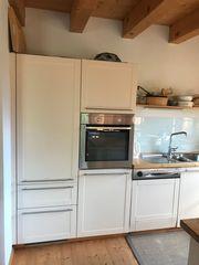 Küche inkl Geräte