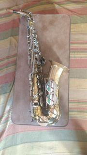 Alt Saxophon Julius Keilwerth Student