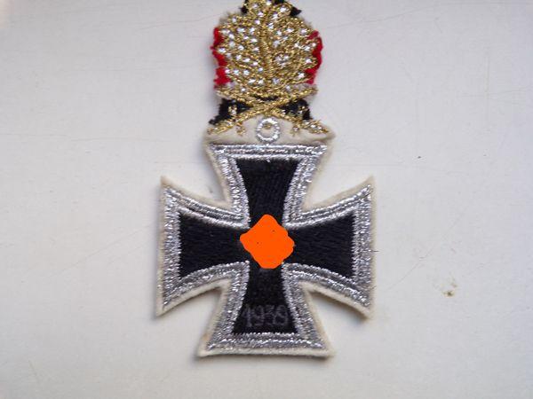 Orden Abzeichen Ritterkreuz mit Eichenlaub