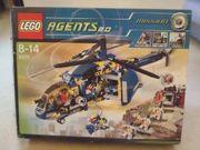 LEGO Agents 2 0 Bedrohung
