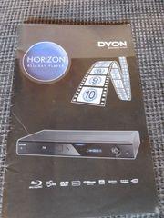Bedienungsanleitung Original für Horizon-BluRay-Player von