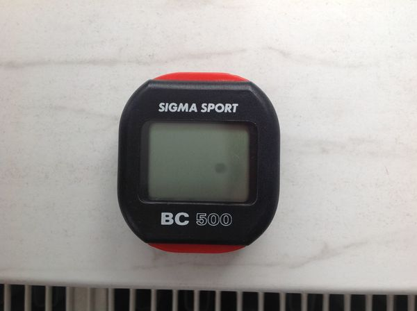 Fahrrad-Tachometer