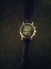 Jack Daniels Uhr schwarz