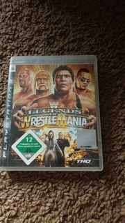 legends of wrestlemania ps3