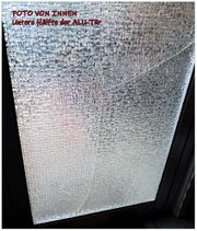 HANDWERKER gesucht Schutzfolie oder Glaseinsatz