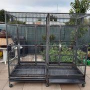 Montana Cage Vogelvoliere XXL Hammerschlag