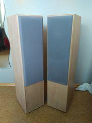 1 Paar Magnat Lautsprecherboxen Monitor
