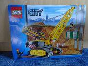 Lego City Raupenkran 7632