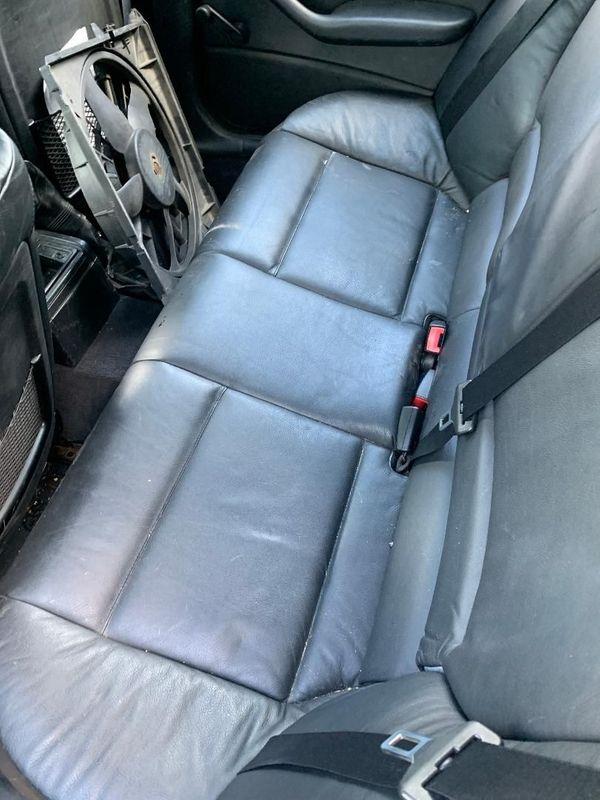 BMW E46 Touring Lederausstattung Sitzheizung