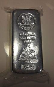 1kg Silberbarren Silber Münzbarren Argor