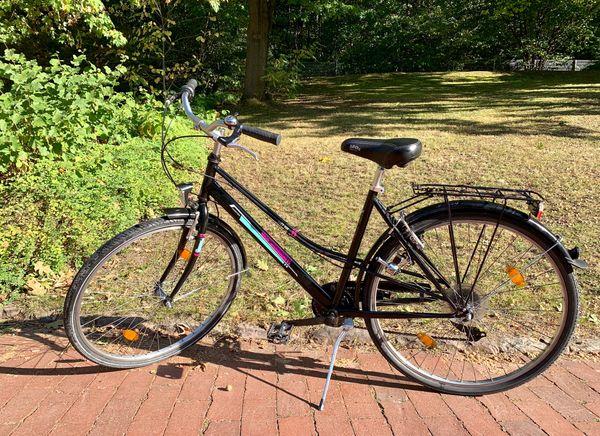 Damen Fahrrad Vortex City bike