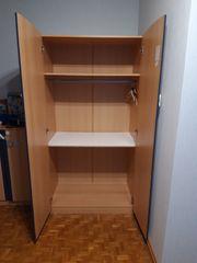 Möbel Kinderzimmer Bett Schrank Wickeltisch