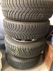 Michelin A4 Winterreifen