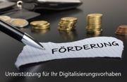 Förderung für Ihr Digitalisierungsvorhaben
