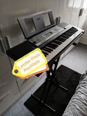 Keyboard yamaha nie bespielt m