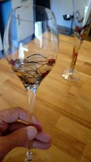 wunderschöne Wein- und Sektgläser