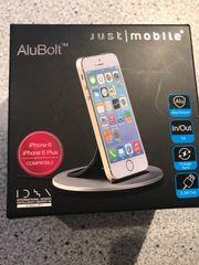 Just Mobile AluBolt für Apple