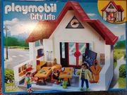 Playmobil City Life Schulhaus