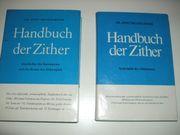 Zither - Handbuch der Zither 2x