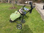 Damen-Golfausrüstung mit Golfbag u a