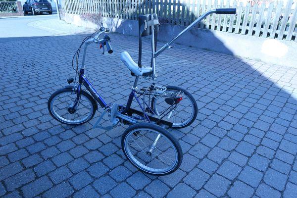 Dreirad zur Therapie Haverich