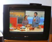 Geschenkt 70cm-Fernseher Philips 100Hz voll