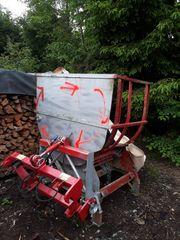 Holzbindemaschine