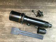 Objektiv Optex 150mm - 600mm für