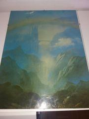 Bilder Berglandschaft und See