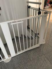 Geuther Treppenschutzgitter Konfigurationsgitter für Treppe