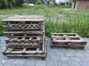 Holzpaletten für Feeurholz oder Bastler