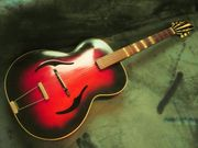 Jazz Gitarre Vintage