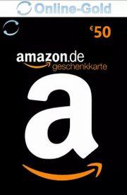 Amazon Gutschein 50 für 35