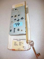 Zimmertür-Einsteckschloß DIN links 55mmDorn 8