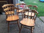 Zu verschenken Kostenlos 5 Stühle