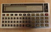 sharp pocket computer PC-1245